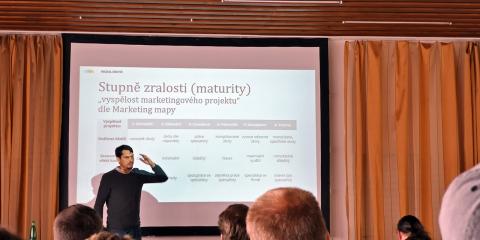 SEO Loger Michal Krutiš Marketing mapy zralosti